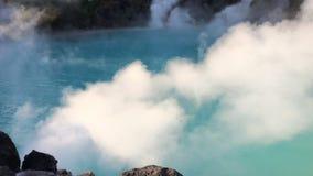 Las aguas termales onsen metrajes