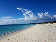 Las Aguilas, Cabo Rojo du Bahia De Images libres de droits