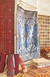 Las alfombras Fotografía de archivo