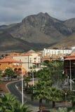 Las Americas. The view of Las Americas (Tenerife, Canary Islands, Spain Royalty Free Stock Photos