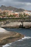 Las Americas. The sea view of Las Americas (Tenerife, Canary Islands, Spain Stock Photos