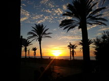 Las Americas de Tenerife Europa 2015 Imagem de Stock Royalty Free