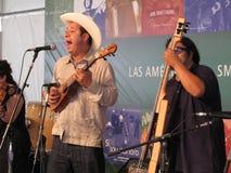 Las Americas Entertainers Royalty Free Stock Image