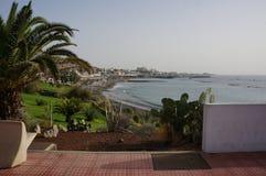 Las Americhe di Tenerife Europa 2015 Immagini Stock Libere da Diritti