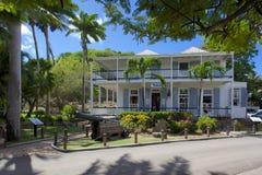 Las Antillas, el Caribe, Antigua, Nelson; astillero de s, museo Foto de archivo