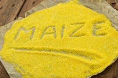 Las arenas de maíz Imagen de archivo