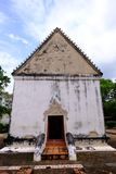 Las atracciones del santuario Wat Chomphu Wek, Tailandia imagen de archivo
