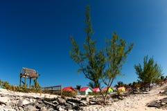 Las Bahamas foto de archivo libre de regalías