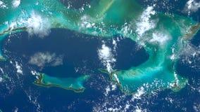 Las Bahamas del espacio calificaron libre illustration
