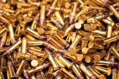 Las balas se cierran para arriba Fotografía de archivo libre de regalías