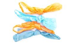 Las bolsas de plástico Imagen de archivo