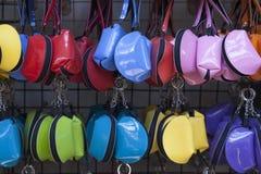 Las bolsas de plástico Imagenes de archivo
