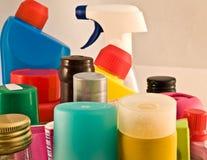 las botellas Imagenes de archivo