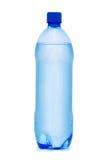 Las botellas de agua aislaron Foto de archivo