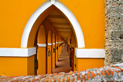 Las Bovedas, Cartagena de Indias, Colombia Royalty Free Stock Photo
