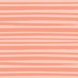 Las bragas anaranjadas del cepillo de la acuarela rayan el fondo del modelo Imágenes de archivo libres de regalías