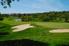 Las Brisas golf Stock Image