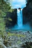 Las caídas hermanan picos en la parte norteña de América Fotos de archivo libres de regalías
