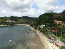 Las Cabanas Στοκ Εικόνα