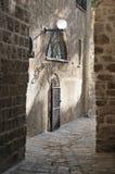 Las calles de Jaffa viejo Foto de archivo