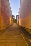 Las calles de las rocas, Sydney imagenes de archivo