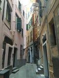Las calles de Toscana Imagen de archivo