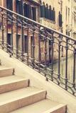 Las calles de Venecia Fotografía de archivo
