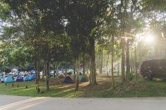 las campingowy Zdjęcie Stock