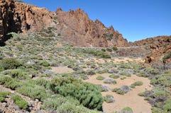 Las Canadas del Teide range Royalty Free Stock Photos