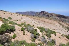 Las Canadas del Teide range Stock Images