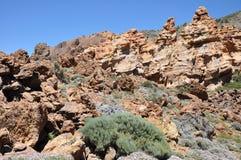 Las Canadas del Teide range Stock Photos