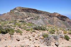 Las Canadas del Teide range Stock Photo