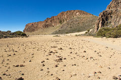 Las Canadas, Tenerife, Spain Stock Photos