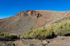 Las Canadas, Tenerife, Spain Royalty Free Stock Photography