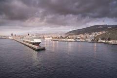 Las Canarias, Madera y Lisboa Fotografía de archivo libre de regalías