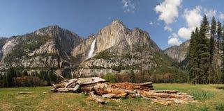 Las cataratas de Yosemite Fotografía de archivo