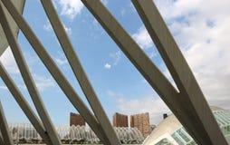 Las Ciencias de Valencia Ciudad de las Artes y Photos libres de droits