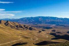 Las colinas alrededor de Humahuaca Fotografía de archivo