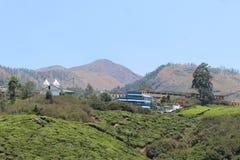 Las colinas ven en Kerala fotos de archivo