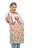 Las compras son diversión, siempre… Foto de archivo libre de regalías