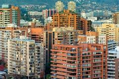Las Condes district Royalty Free Stock Image