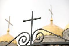 Las cruces imágenes de archivo libres de regalías