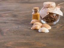Las cualidades del aromatherapy Foto de archivo