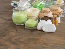Las cualidades del aromatherapy Fotos de archivo
