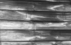 Las cubiertas de madera de la pared fotografía de archivo