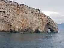 Las cuevas del azul Fotografía de archivo