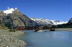las de моста над vueltas rio стоковое фото