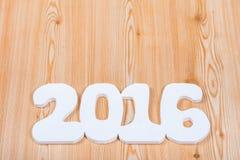 Las decoraciones del Año Nuevo Imagen de archivo libre de regalías