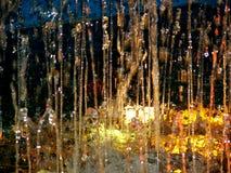 las deszcz Fotografia Royalty Free