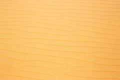 Las dunas de arena rojas del desierto texturizan el modelo en verano Fotografía de archivo libre de regalías